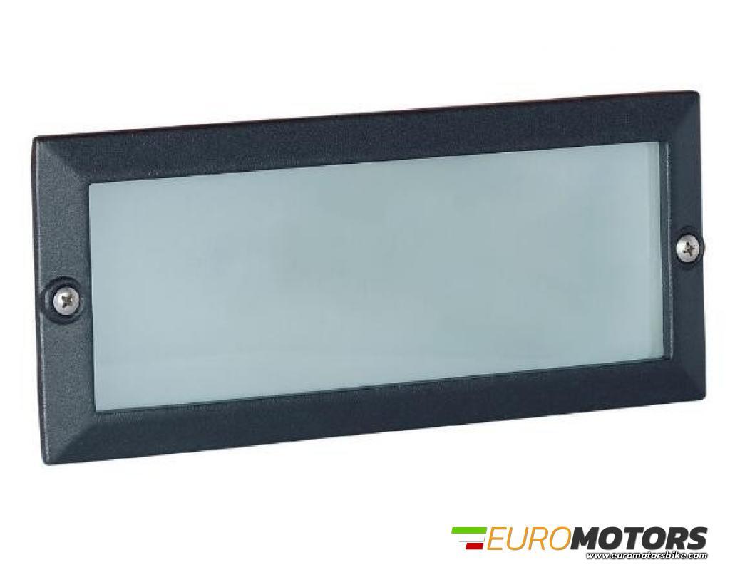 Plafoniere E27 Esterno : Af3041 lampada incasso applique plafoniera parete muro esterno