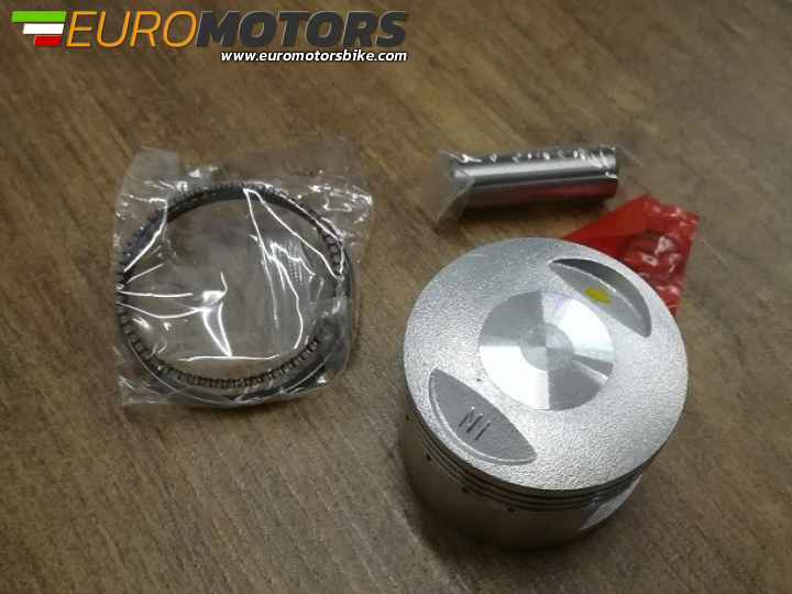 PISTONE 52mm spinotto 14mm PIT BIKE 125CC - x motore cilindro