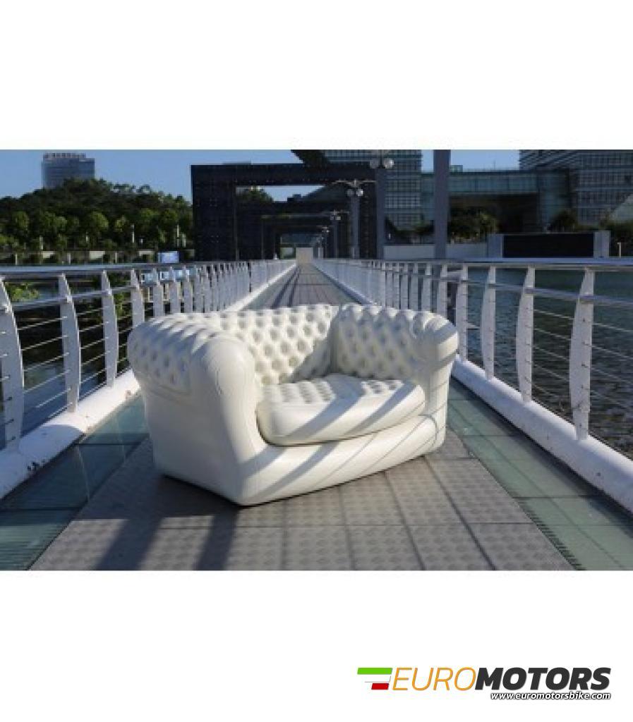 Divano Stile Barocco Gonfiabile PVC Salotto | EUROMOTORS