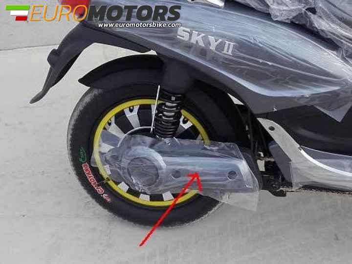 Ricambi E Accessori Biciclette Scooter Euromotors
